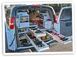 cargo van shelving ideas s interior design school houston affordable define promo code