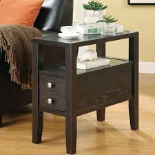 unique chairside table beauty home decor with regard to new residence chair side table plan