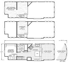 Small Picture cavco virginia park model 200 tiny house floor plan 03 Guest