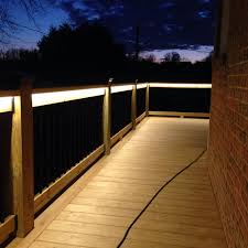 deck lighting. Deck Lighting Done G