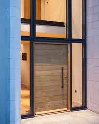 Iroko Doors  Bespoke Doors And WindowsSolid Wood Contemporary Front Doors Uk