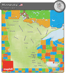 Image result for free map of minnesota