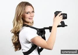 <b>FJSP</b>-<b>1V</b> Складной, компактный <b>плечевой упор</b> для фотокамеры ...
