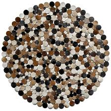 contemporary round rugs quality from boconcept ideen