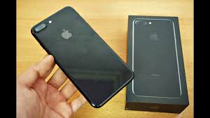 iphone 7 plus black unboxing. iphone 7 plus black unboxing l