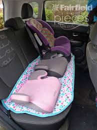 back seat saver keep your car seat clean life today we re making an easy upholstery cover