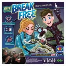 Настольная игра YULU <b>Break Free Освобождение</b> - купить по ...
