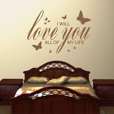 romantic bedroom wall decals. Large-size Of Interesting Back Also Romantic Bedroom Wall Decals Love Quotes T
