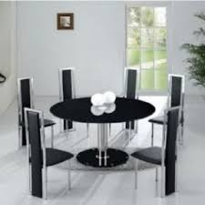 dining room tables for 6. round glass dining table for 6 room tables