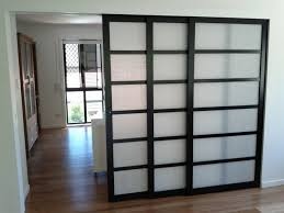 mesmerizing sliding wall divider sliding room dividers and laminate hardwood flooring and crisp