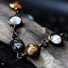 <b>Solar System</b> Galaxy Bracelet of the Milky Way with Planets – Yugen ...