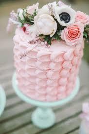 best 25 pink wedding cakes ideas