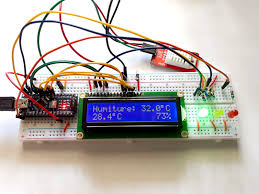 Humiture Chart Compute Heat Index With Arduino And Dht Sensor One Transistor