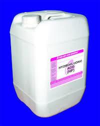 Hydrofluoric Acid Hf Grade Standard Industrial Grade Rs 125