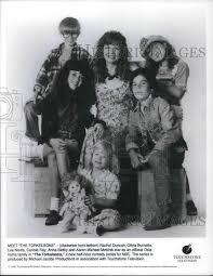 1991 Press Photo Rachel Duncan Olivia Burnette Lee Norris Connie Ray A |  Historic Images