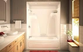 acrylic tub shower combo enclosures best combo units piece delta tub acrylic surround screens surrounds bath