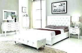 Modern White Bedroom Set Queen – Eripple