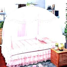 Bed Tents For Twin Beds Pink Bed Canopy Bedroom Tent Twin White ...