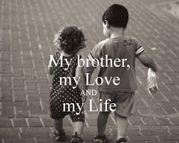 My Brother My Love And My Life Picture Quotes
