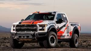 Best in the Desert: 2017 Ford F-150 Raptor Prepares for Grueling Off ...