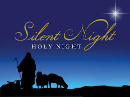 silent night background.  Night Have Yourself A Merry Patois Christmas U2013 Silent Night In Guernsey French   Guernseydonkeycom To Background L