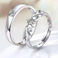 Buy <b>Free Shipping High Quality</b> New Silver Zircon Wedding Couple ...
