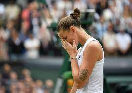 In Wimbledon Loss, Karolina Pliskova ...