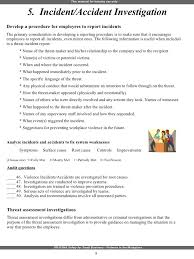 How To Report An Incident In A Workplace Magdalene Project Org