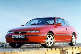 vauxhall sport car 1990