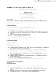 Medical Office Administration Resume Templates. Resumes Sample For ...