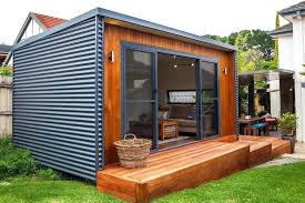 garden office design ideas. Modern Garden Office Shed Ideas Backyard Retreat Interior Small Deck . Design