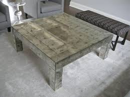 image of silver coffee table argos