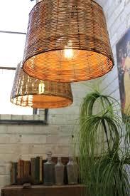 basket pendant light basket wicker pendant comes in a natural woven cane basket weave pendant light
