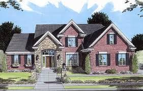 brick house plans. Unique Plans With Brick House Plans