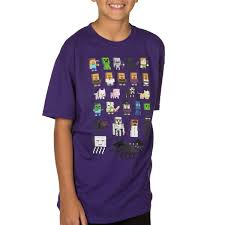 Minecraft T Shirt Custom Shirt