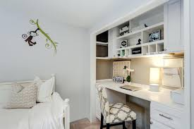 closet office desk. Desk Built Into Closet Office Home Traditional With Guest Room Day . B
