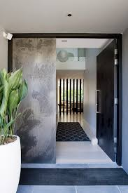 large front door matsFront door entrance plants entry contemporary with contemporary