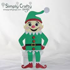 Free svg image & icon. Elf Shelf Sitter Box And Card Set Svg File Simply Crafty Svgs