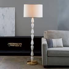 photo detail white rabbit table lamp