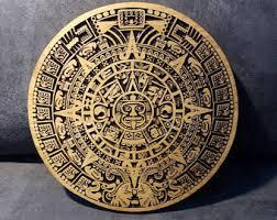 aztec wall art images