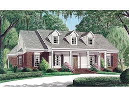 Scotland Ranch Home Plan D    House Plans and MoreScotland Ranch Home  HOUSE PLAN