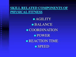 Ppt Skill Related Components Of Physical Fitness Powerpoint