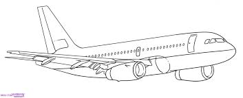 Airplane Drawing Airplane Drawing Image Group 63