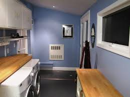 paint colors for basementsBeforeandAfter Makeovers Mudrooms Laundry Rooms Basements and
