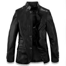 punk style mens motorcycle suit suede leather jackets winter style branding leather jacket mens stagewear