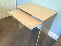 desks beech desks ikea ikea contemporary computer desk ikea flarke beech computer desk with sliding