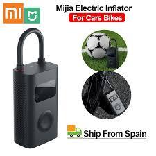 Xiaomi Mijia Inflator Pressure Digital Monitoring Compressor Tire ...