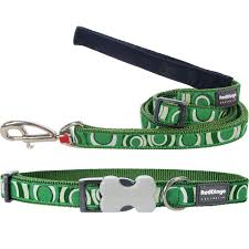 red dingo circadelic green collar leash at com circadelic green collar or leash or harness