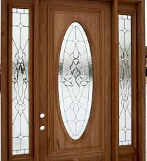 front door with sidelights lowesExterior Grey Wooden Six Panel Entry Door With Double Side Light
