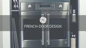 ge cafe french door oven modular cafe french door wall oven regarding french door double wall